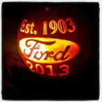Happy #Halloween an alle #Ford Fans