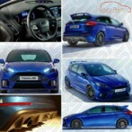 Der neue #Ford #Focus #RS wurde vorgestellt. 320ps :-) #FordFocus #FordFocusRS #icunsProject